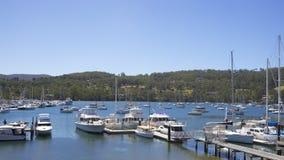Cygnet, South Tasmania Royalty Free Stock Photography
