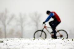 cykel 01 Arkivfoton