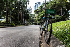cykel Arkivbild