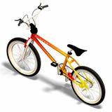 cykel 6 Arkivfoto