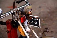 Cykel cykel Fotografering för Bildbyråer