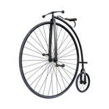cykel danat gammalt Royaltyfria Foton