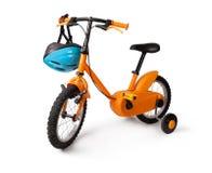 Cykel för barn royaltyfria bilder