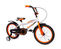 Cykel för barn royaltyfri foto