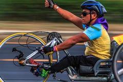 Cykel för farsa Royaltyfri Bild