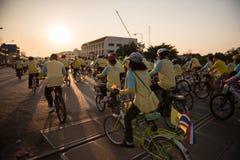 Cykel för farsaaktivitet i fadern Day Royaltyfri Bild
