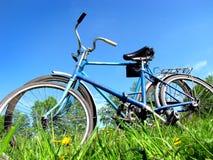 cykel gammala två Fotografering för Bildbyråer