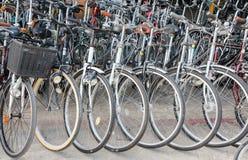 Cykel Sale Fotografering för Bildbyråer