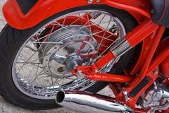 cykel som skiner Arkivfoton