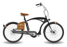 Cykelavbrytare Arkivfoto