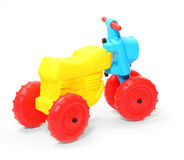 cykelbarn s Arkivfoto