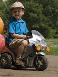cykelbarntoy Royaltyfri Fotografi