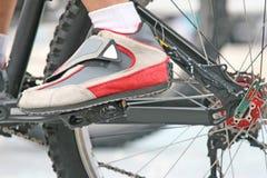 cykelberg Arkivfoto