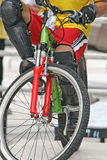 cykelberg Arkivbilder