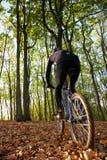 cykelberg Royaltyfria Foton