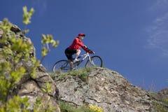 cykelberg Royaltyfri Bild