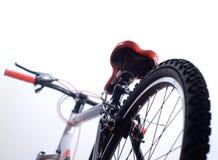 cykelberggummihjul arkivbilder