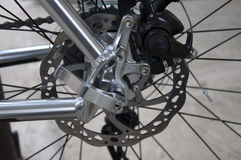 cykelbroms Royaltyfria Foton