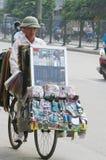 cykelcamelot Arkivfoto