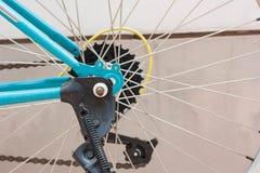 Cykeldel för cykel Arkivfoto