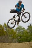 cykelfestival Arkivfoto