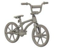 Cykelframdel Royaltyfri Foto