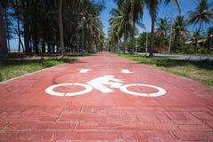 Cykelgränd Fotografering för Bildbyråer