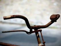 cykelhandlebar Royaltyfria Bilder