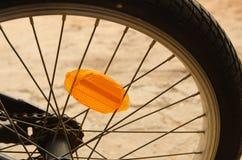 Cykelhjul Fotografering för Bildbyråer