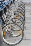 cykelhyra Royaltyfri Foto