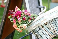 Cykelkorg Royaltyfri Fotografi
