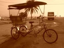 CykelKuba royaltyfri bild