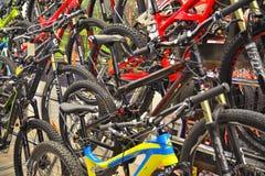 Cykellager Royaltyfri Foto