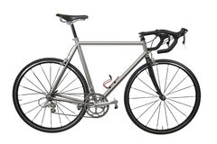 cykellightweightrace Arkivbild