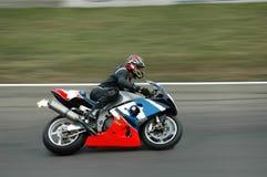 cykeln fast tävlings- Fotografering för Bildbyråer
