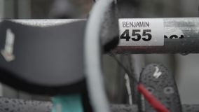 Cykeln specificerar upp-slut lager videofilmer