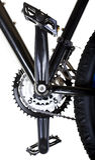 cykelpedaler Arkivfoton