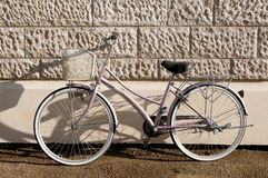 cykelpink Royaltyfri Fotografi