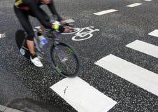 cykelrace Royaltyfria Foton