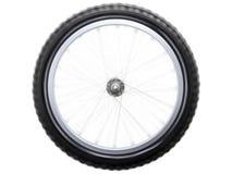 cykelroteringshjul Arkivfoto