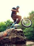 cykelshow Royaltyfri Bild