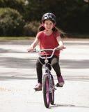 Cykelsäkerhet Arkivbilder