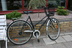 Cykelskydd Royaltyfria Bilder