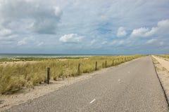 Cykelslinga i Holland inget fotografering för bildbyråer