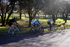 Cykelutbildning Royaltyfria Bilder