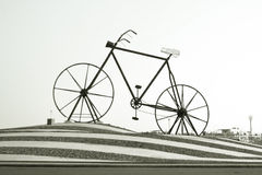 cykl Obrazy Royalty Free