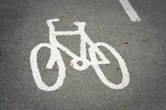 cykl autostrada obraz royalty free