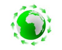 cykl globalny Obraz Stock