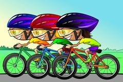 cykl rasa Fotografia Stock