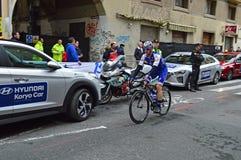 cykl wyścig Fotografia Stock